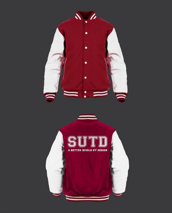 Varsity Jacket (Fleece)
