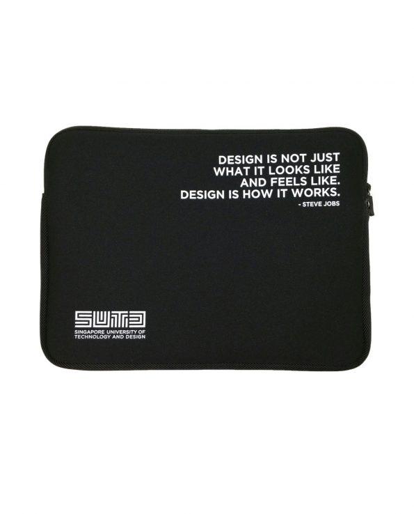 15″ Laptop Sleeve (with zip)